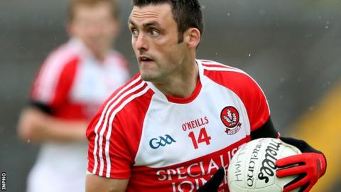 Eoin Bradley is disappointed not to have made Derry's preliminary 43-man training panel