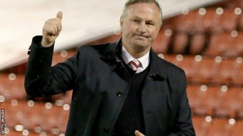 Michael O'Neill: New Stoke City boss says season starts now