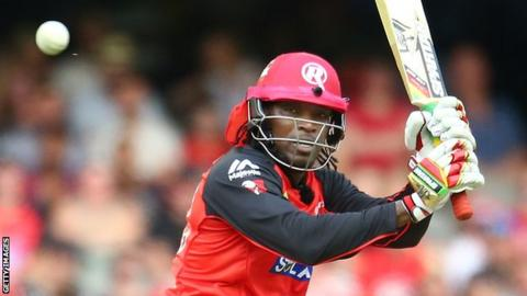 Gayle Hits 18 Sixes in BPL Final, Sets Numerous T20 Records