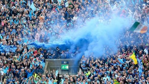 Dublin defeated Kerry in this year's All-Ireland Football final