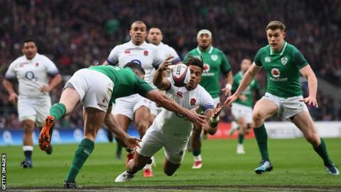 England's Anthony Watson facing long-term layoff after Six Nations injury