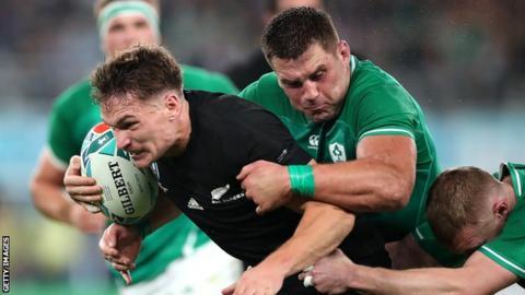 New Zealand 46-14 Ireland: 'We gave All Blacks a leg up' says Irish coach Schmidt