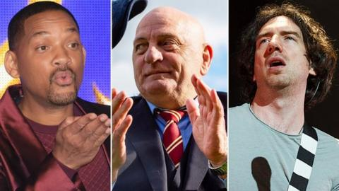 Will Smith, Dick Campbell, Snow Patrol