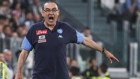Chelsea sack Conte as Sarri move inches closer