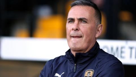 Notts County caretaker boss Steve Chettle