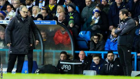 Derby County: Leeds United contacted over training ground 'spy'