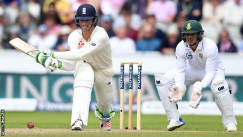 England drop Stoneman, recall Jennings for second Test