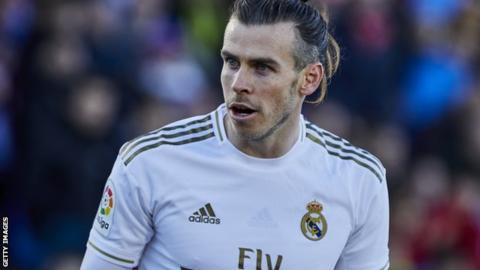 Gareth Bale loan reports 'ridiculous', says his agent Jonathan Barnett