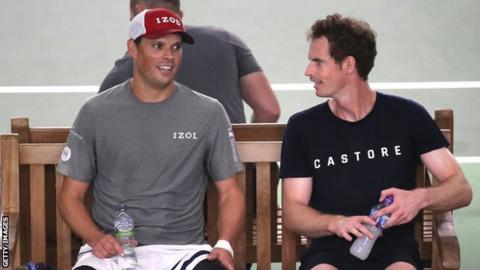 Queen's Club: Andy Murray comeback delayed until Thursday