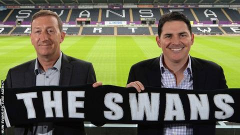 Huw Jenkins and Jason Levien