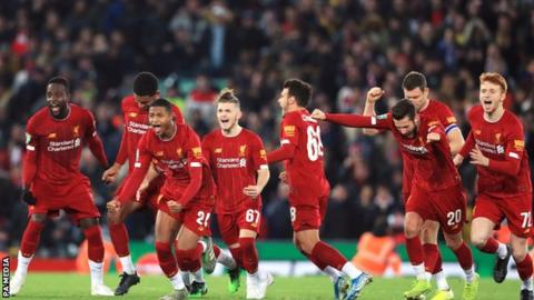Liverpool name strong Fifa Club World Cup squad