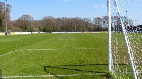 Bashley FC home ground