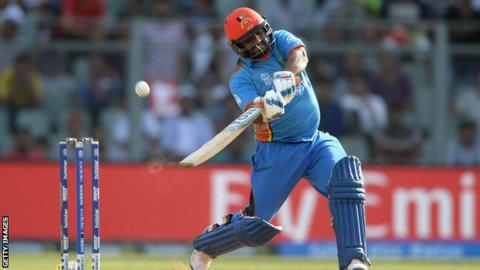 Mohammad Shahzad: Afghanistan wicketkeeper tests positive