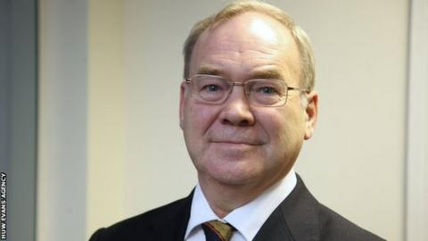 Former Glamorgan Chairman Ex Ebbw Vale Rfc President Paul Russell Dies Bbc Sport