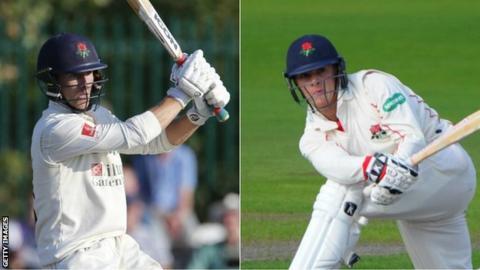 Josh Bohannon and Rob Jones both came through the Lancashire academy