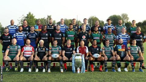 Saracens to be relegated from English Premiership over salary cap breaches