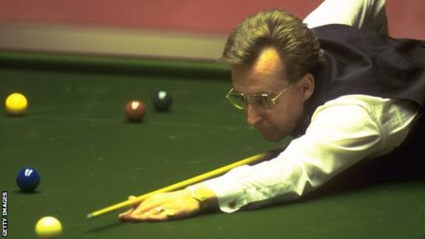 Terry Griffiths won snooker's World Championship in 1979