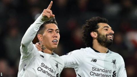 Liverpool's Jurgen Klopp full of praise for Mane, Salah after Porto rout