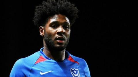 Ellis Harrison of Portsmouth
