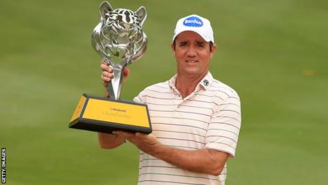 Hend wins playoff for Euro Tour victory