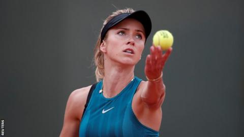 French Open 2018: Elina Svitolina falls short again at Roland Garros
