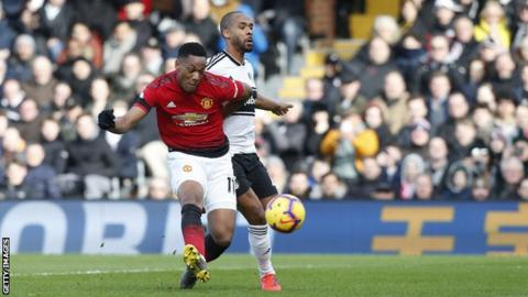 927adce09 Anthony Martial  Manchester United striker can reach Cristiano ...
