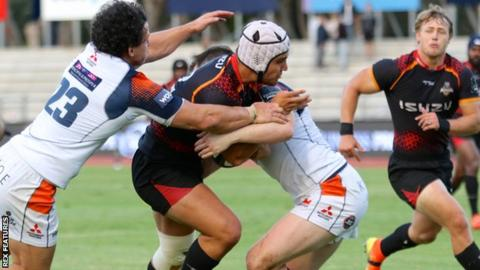 Edinburgh lost for the first time in eight matches against the Southern Kings