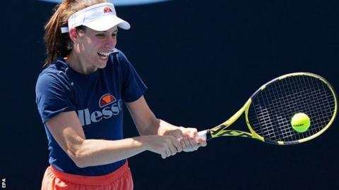 Gauff, 15, to face Venus Williams again as scheme made for Australian Originate thumbnail