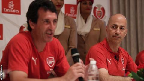 Unai Emery Makes Big Statement On Arsenal's Transfers