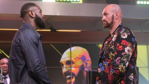 'No person can match my coronary heart' - Fury warns Wilder thumbnail