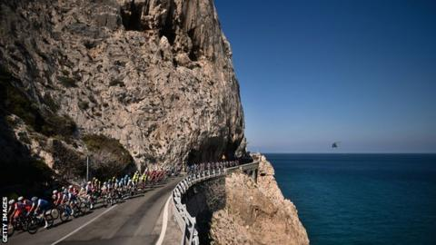 San Remo cycling race postponed because of coronavirus