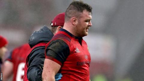 Dave Kilcoyne has 22 Ireland caps