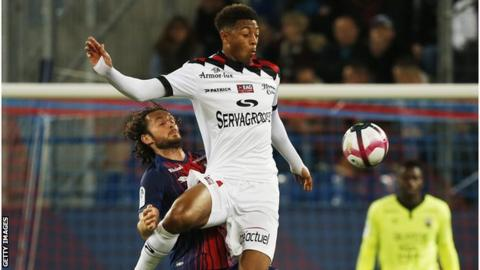 French striker killed in car accident