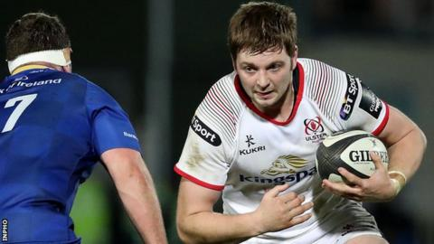 Iain Henderson has played just 11 times for Ulster this season