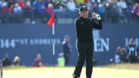 Gary Player has great memories of Scotland