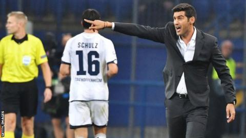 Paulo Fonseca: Shakhtar Donetsk boss appointed Roma head coach