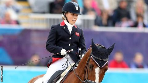 European Para-dressage Championships: Sophie Wells claims silver in Rotterdam