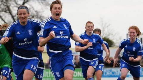 Ellen White scores Birmingham's winner