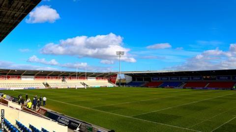 The Salford City Stadium
