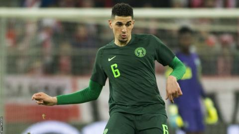 b10e3763c World Cup 2018  Leon Balogun says Nigeria need to be  dirtier  - BBC ...