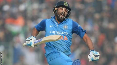 Chance for captain Rohit Sharma to match MS Dhoni's rare record