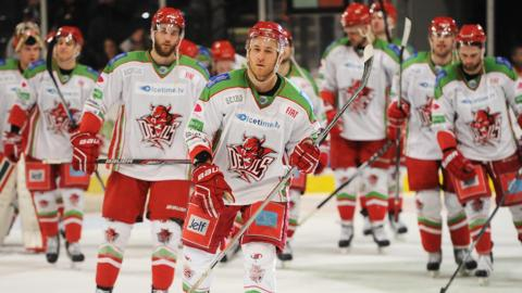 Tomas Kurka leads the Devils