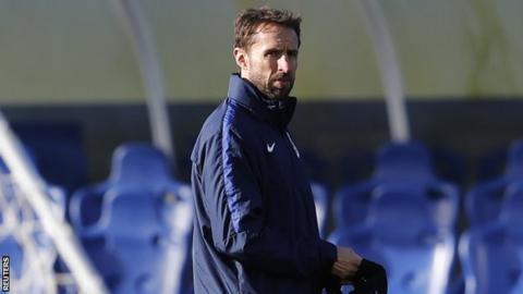 England interim manager Gareth Southgate