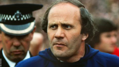 1974: Mike Smith succeeded Dave Bowen to become the first English-born manager of Wales.