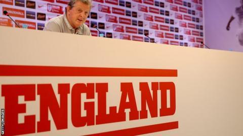 Former England boss Roy Hodgson