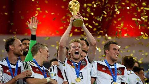 Germany World Cup winner Schurrle retires at 29