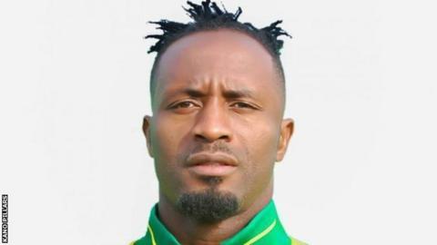 Nigerian footballer Chinedu Udoji dies in car accident