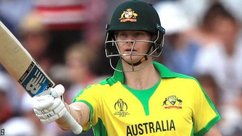 Australia captain denies accusations of ball tampering during India match