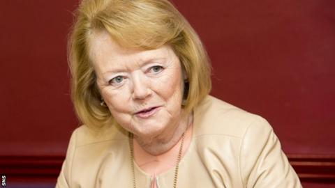 Ann Budge believes there should have been more consultation with clubs on changes to the League Cup