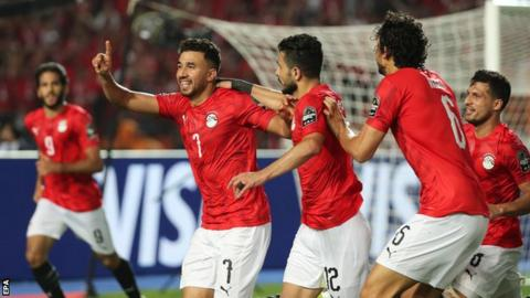 Aston Villa confirm the signing of Egypt global winger Trezeguet